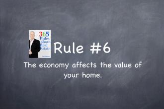 Rule #6: The economy