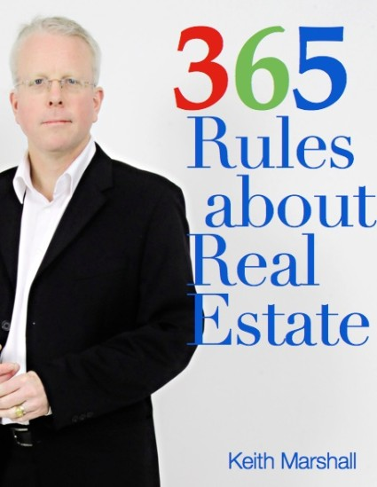 365 Rules about Real Estate by Keith Marshall