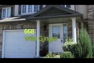 668 Wild Ginger Ave, Waterloo