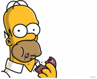 The homer effect