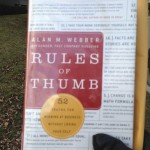 52 Rules of Thumb