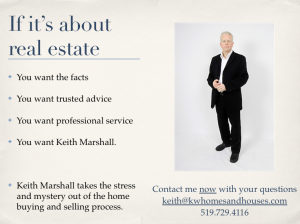 Keith Marshall Kitchener Waterloo's Realtor