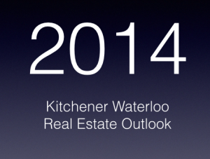 What will happen to home prices in Kitchener Waterloo in 2014? When will be the best time to buy a home?