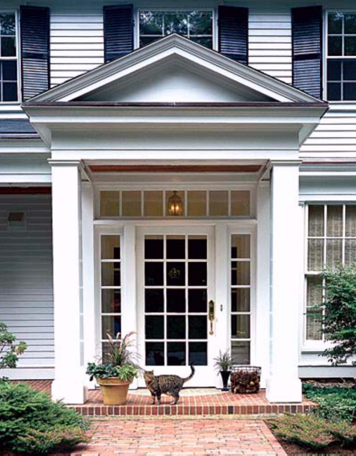 Difference Between Foyer And Entrance : What is the difference between a porch and veranda